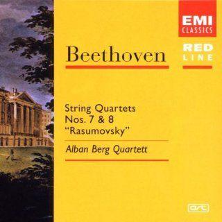 Red Line   Beethoven (Streichquartette Nr. 7 8) Musik