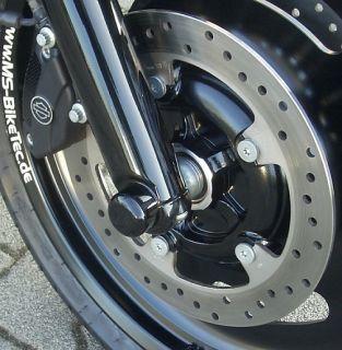 Achsen Cover (vorne) V Rod / Night Rod Special Harley
