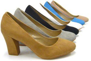 Standart Damen Schuhe Pumps elegante High Heels