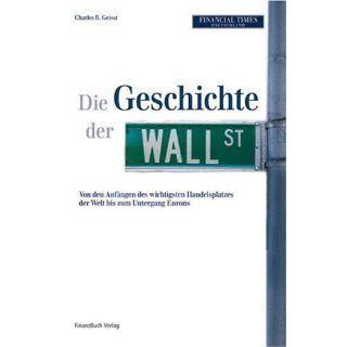 Die Geschichte der Wall Street Von den Anfängen der Finanzmeile bis