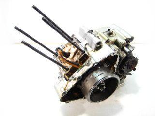 HONDA CBR 125 R Motor Block Kurbelwelle Getriebe crankshaft