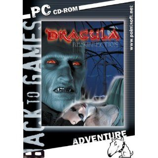 Dracula Resurrection [Back to Games] PC Spiel Games