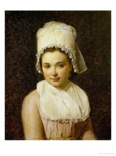 Catherine Marie Jeanne Tallard (1772 1825) Wife of Francois Lamy, Mayor of Sougere/Yonne Giclee Print by Jacques Louis David
