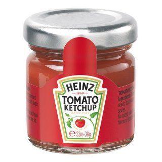 Heinz Tomaten Ketchup 33 ml Roomservice (80 Stück), 1er Pack (1 x 2