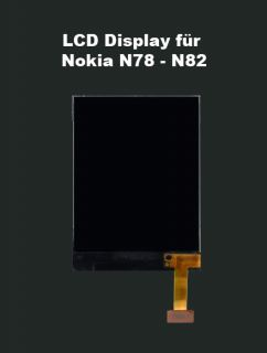 LCD Display Nokia 6210 navi N77 N78 N82 LC Display NEU