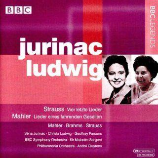 Jurinac/Ludwig Strauss/Mahler Musik