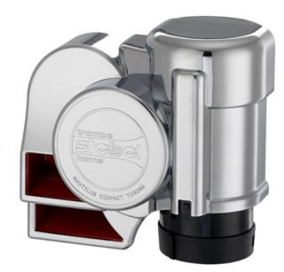 Stebel Nautilus Compact Tuning 12v Air Horn 139dB Chrom
