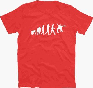SKATER EVOLUTION skating skateboard Kinder T Shirt 104 164