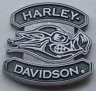 Harley Davidson Pin, original HD USA (HD139)