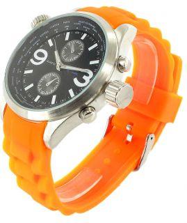 Chronograph Look Damen Uhr Retro XXL Designer U Boot Uhr NEU. # 140