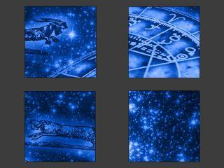 ASTRO TIME 130x80cm LEINWANDDRUCK BILDER KUNST BILD ART DESIGN