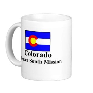 Colorado Denver South Mission Drinkware Coffee Mugs