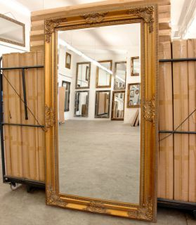 wandspiegel gold spiegel 50x76 antik barock wanddeko 118 2. Black Bedroom Furniture Sets. Home Design Ideas