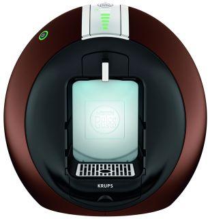 Krups Nescafe Dolce Gusto Circolo Automatik KP5109 (brown metal) KP