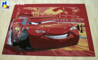 Teppich Disney Pixar CARS C20 *Lightning Mc Queen DRIFT* 95x133 cm NEU