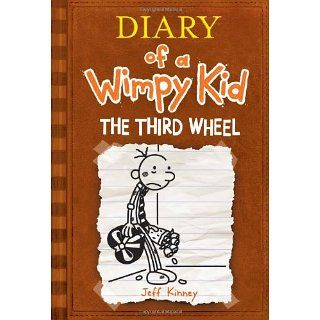 Diary of a Wimpy Kid # 7 The Third Wheel Jeff Kinney