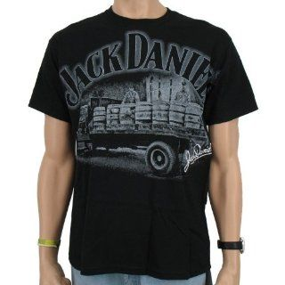 Jack Daniels   Delivery Truck T Shirt, black Sport