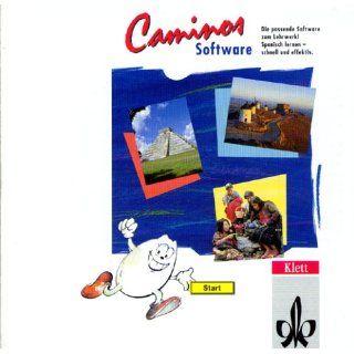 Caminos 1. Spanisch für Anfänger. CD ROM zum Lehrbuch.