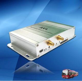 HotGPS car tracker AVL08 support camera , RFID reader ,LCD,Real time