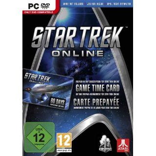 Star Trek Online   Game Time Card 60 Tage Pre Paid Abonnement: