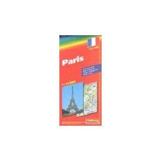 City Map Paris 1 : 15 000: Großraum Paris. U Bahn. Index.: Großraum