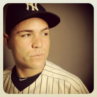 Tampa, FL   February 27: New York Yankees Photo Day   Ramiro Pena Photographic Print by Nick Laham