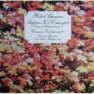 dur op. 61 (Original Instrumentierung) / Genoveva Ouvertüre op. 81