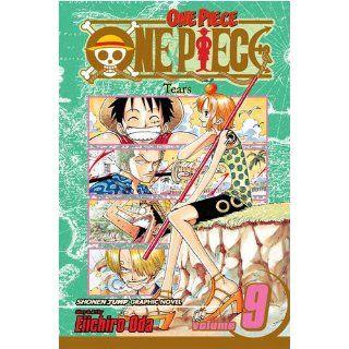 One PIece v. 9 (Manga) Eiichiro Oda Englische Bücher