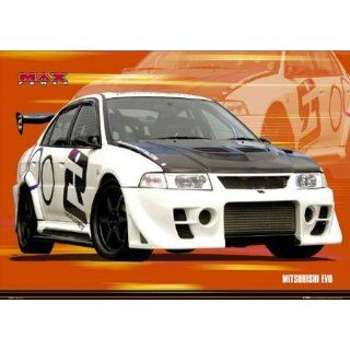 Cars Motorsport   Grösse 91, 5x61 cm: Küche & Haushalt