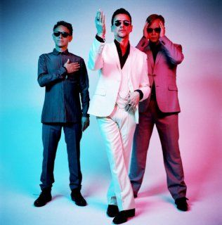 Depeche Mode: Songs, Alben, Biografien, Fotos