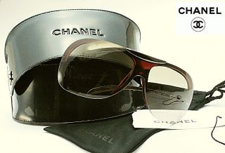 CHANEL Luxus Sonnenbrille 6007 c.296/13 LARGE #E149