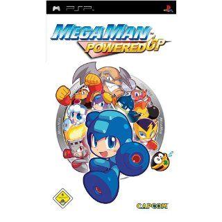 Mega Man Powered Up Games