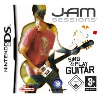 Jam Sessions   Sing & Play Guitar Games
