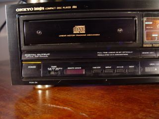 ONYKO DX 6550 Onkyo Integra FB Reference CD Player