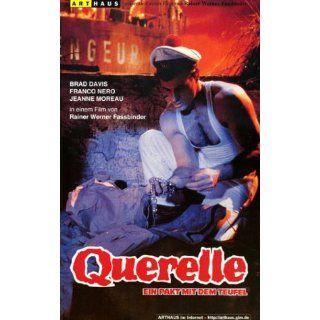 Querelle   Ein Pakt mit dem Teufel [VHS] Brad Davis, Franco Nero