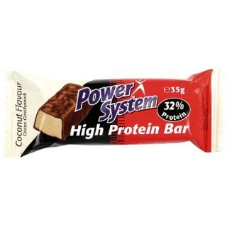 Power System High Protein Bar   Cocos   24 x 35g