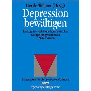 Depression bewältigen Johannes Herrle, Christine Kühner