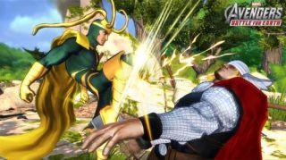 Marvel Avengers Kampf um die Erde Nintendo Wii U Games