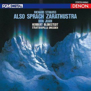Richard Strauss Also Sprach Zarathustra / Don Juan Musik