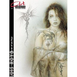 The Art of Luis Royo Luis Royo Bücher