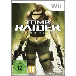 Tomb Raider Underworld Games
