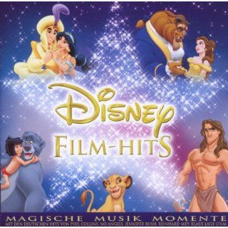 Die größten Disney Filmhits (Deutsche Version) [Soundtrack, Box Set]
