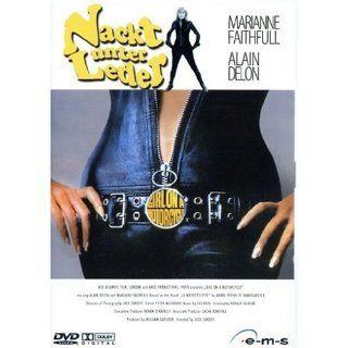 Nackt unter Leder Alain Delon, Marianne Faithfull, Roger