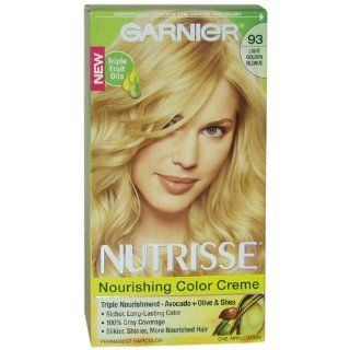 Garnier Nutrisse #93 Light Golden Blonde Honey Butter (Haarfarbe
