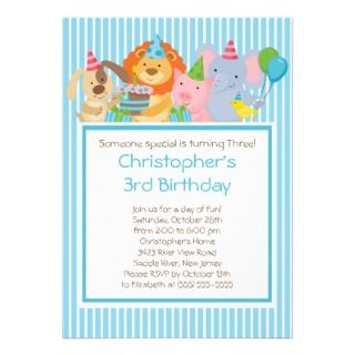 birthday party invitations our boy birthday invitation features