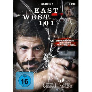 East West 101   Staffel 1 [3 DVDs]: Don Hany, Susie Porter