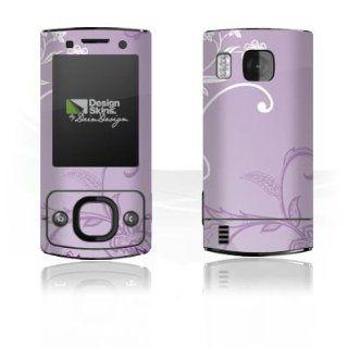 Design Skins für Nokia 6700 Slide   Lila Laune Design