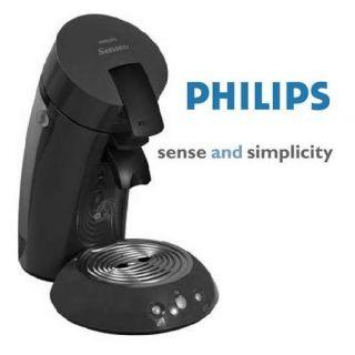 PHILIPS SENSEO HD 7810/60   RAVEN BLACK   NEU   OVP