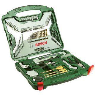 Bosch 103teiliges X line Set Titanium Baumarkt
