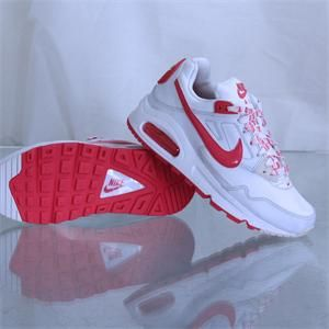 NIKE AIR MAX SKYLINE KIDS SNEAKER WEISS [GR 35,5] PINK F161